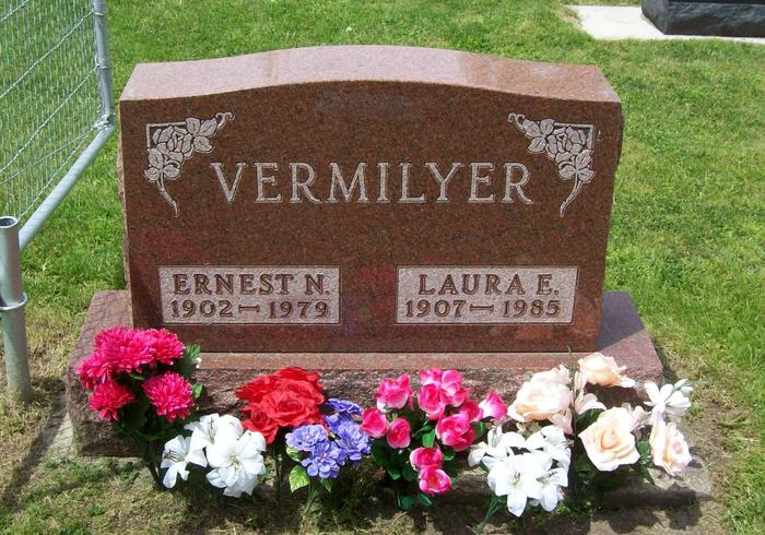VERMILYEA GENEALOGY EIGHTH GENERATION