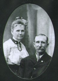 Francis T. Arrington and Sarah (Sayre) Arrington adopted Iris in 1905.