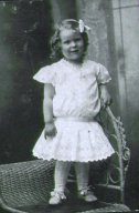 Iris G. Arrington.  Her name before adoption, Gertrude L. Bell