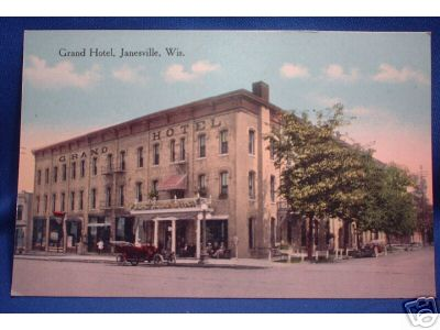 Historical Post Cards Of Rock Co Wi County Genealogical Society