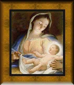 ...a Child is born....a Saviour.....