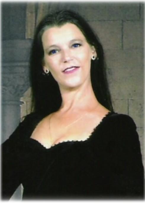 Phyllis on Halloween 2004