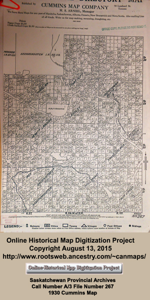 Map 267, Tsp 51, 52, 53, 54 Ranges 25, 26, 27 West of the Third Meridian Lloydminster, Tangleflags, Greenstreet, Ashley, Hewitt Landing, Rex, Northminster, Twin Lakes, Leighton, Alberta, Fort Pitt, Harlan, Red Cross, Frenchman Butte, Hillmond, Paradise Hill