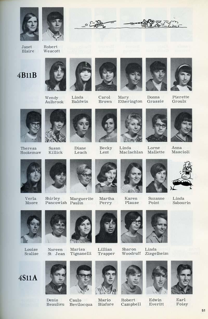 ceebbdb417f6e North Bay - Algonquin Composite School - 1967 - 1968