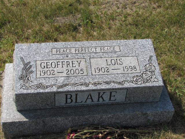 Saskatchewan Cemeteries Project - Crescent Road Cemetery