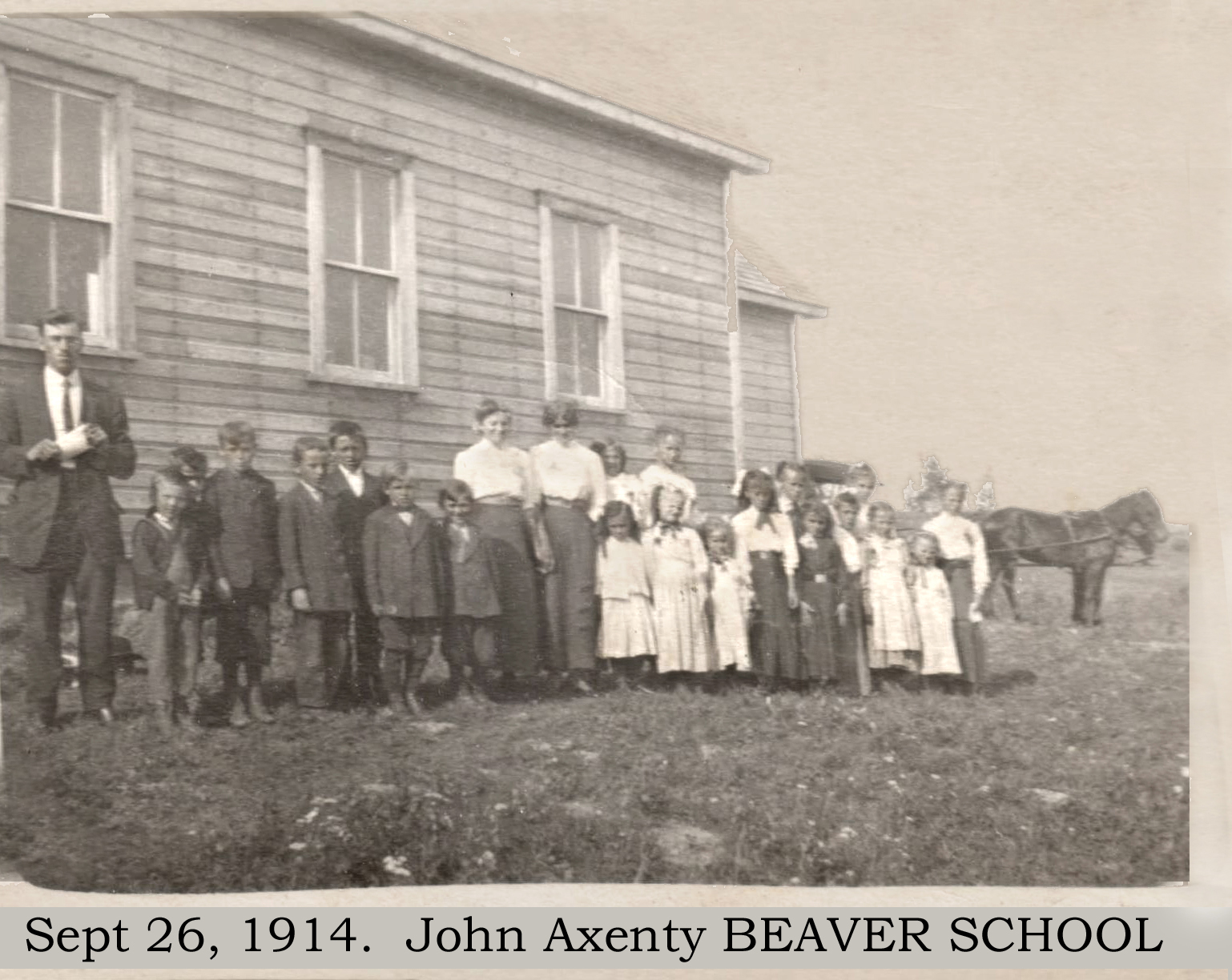 BEAVER School District # 374North East quarter of section 35 township 26 range 7 west of the second meridiannear Rock Dell, and Beaver Daleprovince of Saskatchewan, Canada