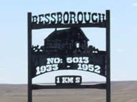 Bessborough School District 50131933-1952South west section 23 township 1 range 21 west of the second meridiannear Minton [was Fort Comfort]in the province of Saskatchewan, Canadasouthwest section 35 township 2 range 20 west of the second meridian