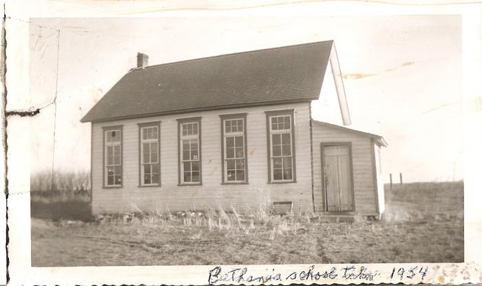 Bethania school 1626, Herbert Saskatchewan
