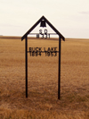 Buck Lake School District 331,Township 14 Range 19 West of the Second Meridian, 1903-1953, Saskatchewan