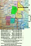 Riverdene2081 (3081)19141945NE Sec 32-Tsp 19-Rge 17- W3Cabri132619131963S Sec 20-Tsp 19-Rge 18- W3Kings County442819221952Sec 23-Tsp 18-Rge 19-W3Miry Creek39719121956NE Sec 10-Tsp 21-Rge 19-W3Sandford Dene7919121954SE Sec 19-Tsp 18-Rge 19-W3Westmount2979Aug 1913June 1953SE Sec 9-Tsp 18-Rge 20- W3Three Buttes270219111949NW Sec 33-Tsp 18-Rge 20-W3Gavrelle391019181963SE Sec 5-Tsp 21-Rge 18-W3  Shackleton128819161968NW 8-Tsp 20-Rge 19-W3