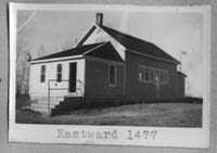 EASTWARD 1477 1907 1962  NE 21 Township 27 Range 12 W of the 2 nd Meridian near Kelliher 1950