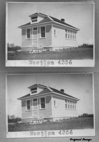 WESTLEA 4356 1919 1920 None Map NE 33 Township 24,25 Range 14,15 W of the 2 nd Meridian near Dysart    WESTLEA 4356 1921 1960 None Map SE of NE 25 Township 24 Range 15 W of the 2 nd Meridian near Dysart 1949 Porch 1954