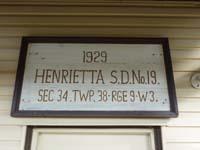 Henrietta 19