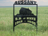 Aussant SD 2373 NW 32 10 5 W31912-1945Gravelbourg, SK