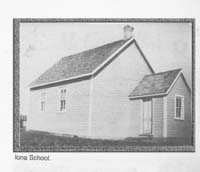 Iona  School Distrct 306 SE 15 13 33 