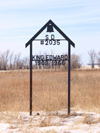 King Edward School District 2035 Rowatt, Saskatchewan  1908-1966  16 20 W2nd