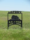 Lefort School District 2412,1913-1958,south west section 2 township 11 range 4 west of the third meridian,near Gravelbourg, Saskatchewan,south west section 1 township 11 range 5 west of the third meridian