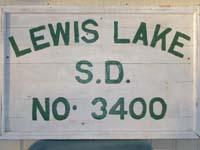 Lewis Lake 3400