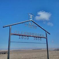 Ollenburger School District 2636, SW 16 37 26 W3, Denzil,  Saskatchewan