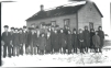 PENNER SCHOOL DISTRICT 1340 South West quarter of Section 11 Township 38 Range 5 West of the Third Meridian Operational 1905-1980 near Wanuskewin, Clarks Crossing Road Province of Saskatchewan, Canada