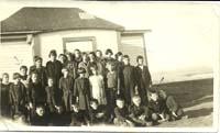 Rosefarm School district 2632 is located southwest of Herbert, Saskatchewan