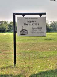 Tugaske School District 2393, Tugaske, Saskatchewan