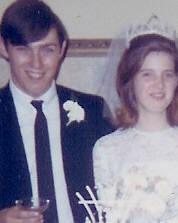Yvonne and Steve 1968