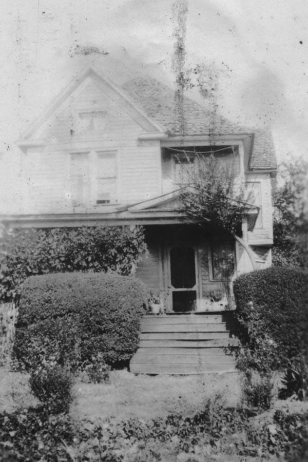 L. C. Brown House, Hiawassee