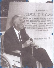 Judge Thomas Slaughter Candler