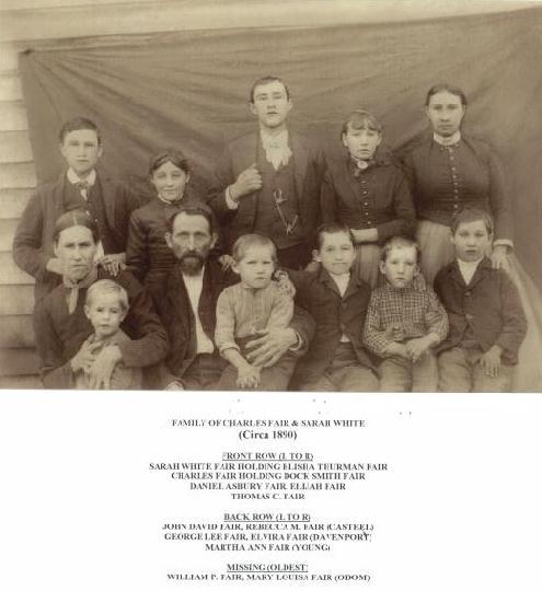 Charles Fair Family
