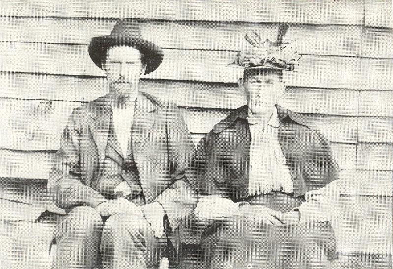 David White and Martha McCollum