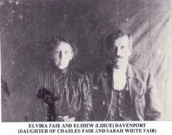 Lihue and Elvirah Davenport Fair