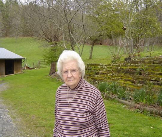 Mrs. Hazel Farmer