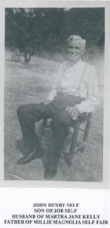 John Henry Self