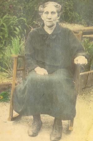 Louisa Fair Odom