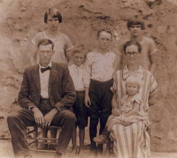 Family of Byron Herbert Reece