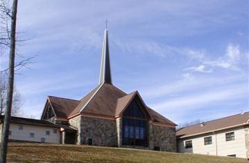 Union County United Methodist Church, Blairsville