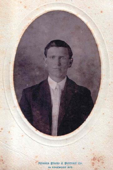William Narvy Clement (about 1905)