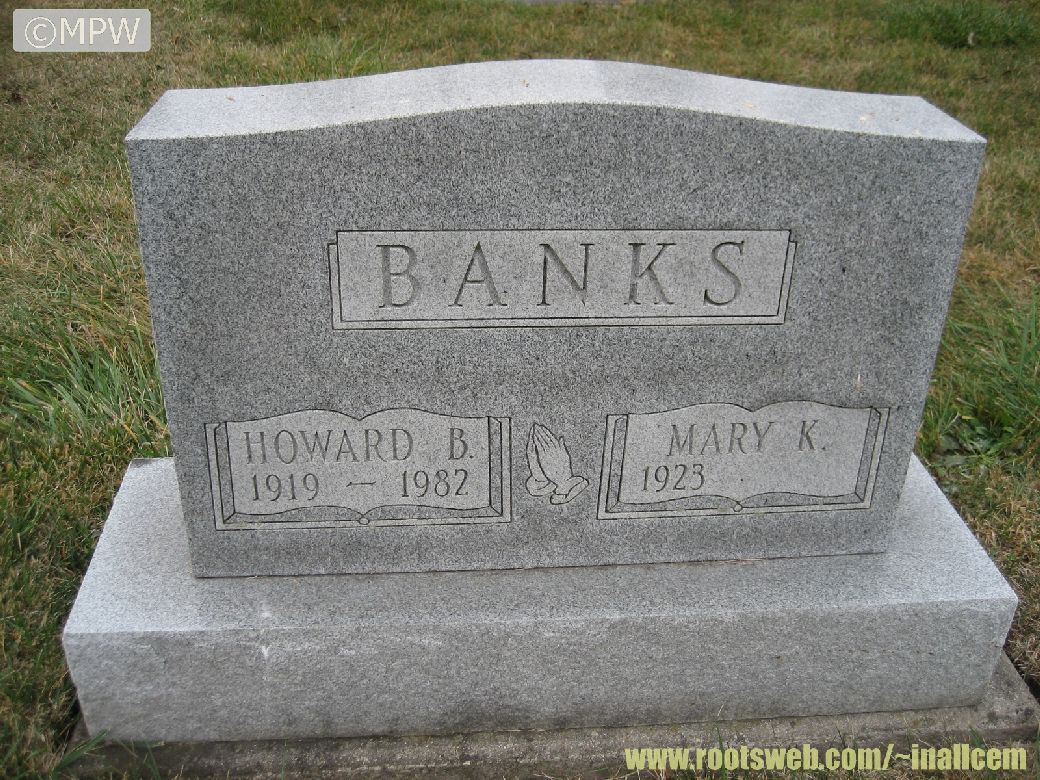 Lakeview Section Highland Park Cemetery Saint Joseph Township