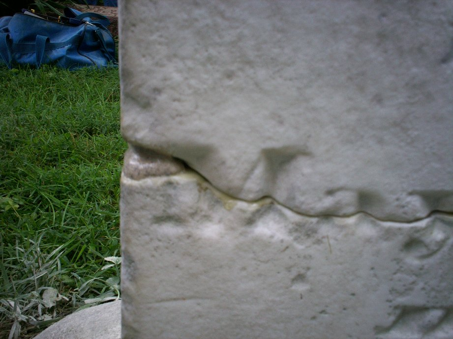 Cemetery Restoration and Stone Repair Toolbox