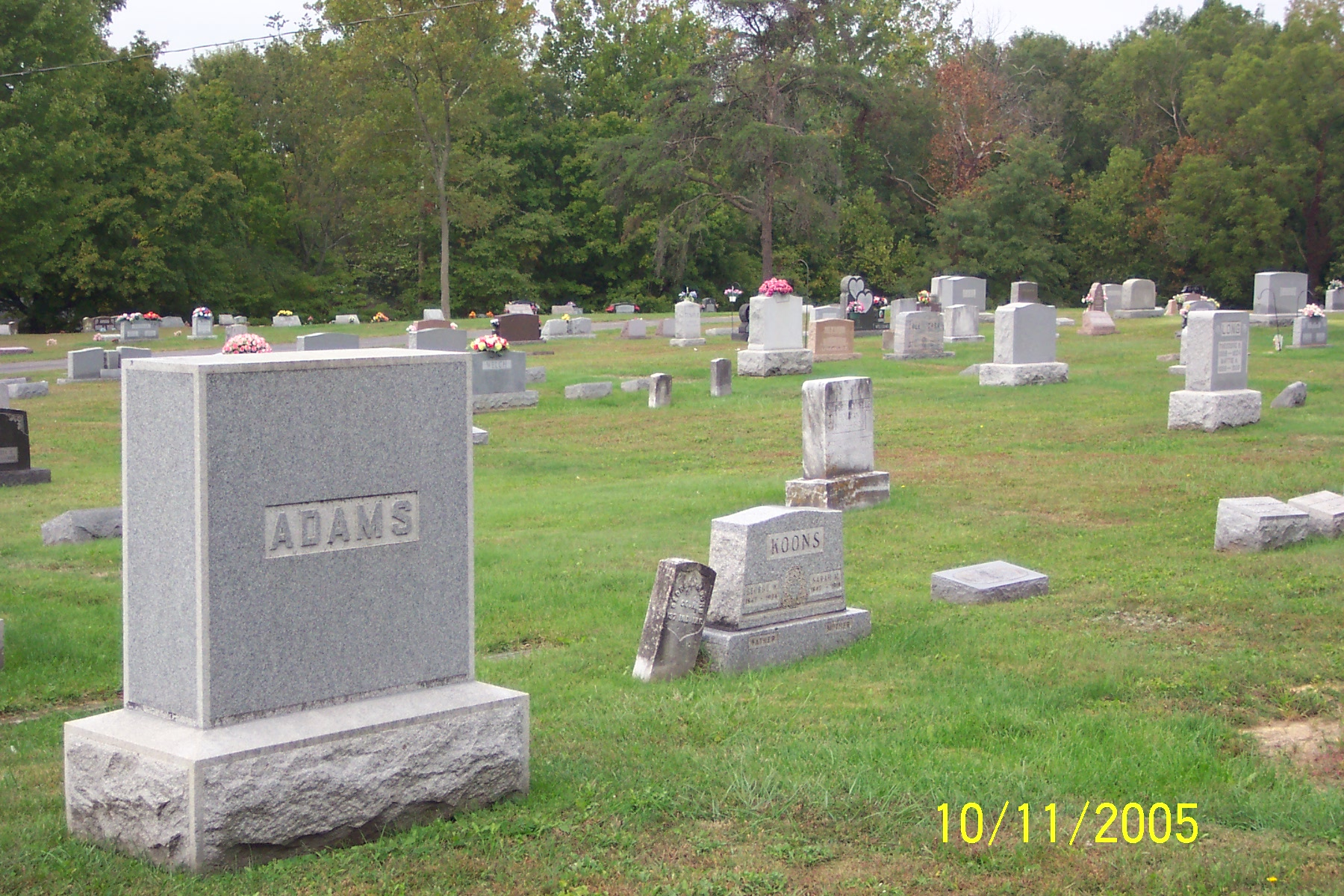 Southern Indiana Genealogical Society Incbrcharlestown Cemetery