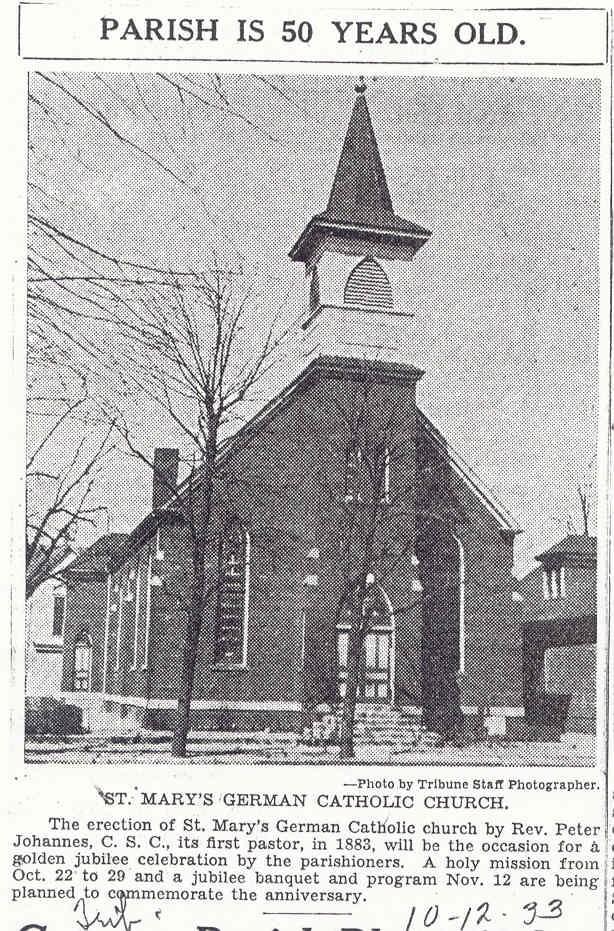 Catholic Parish of St