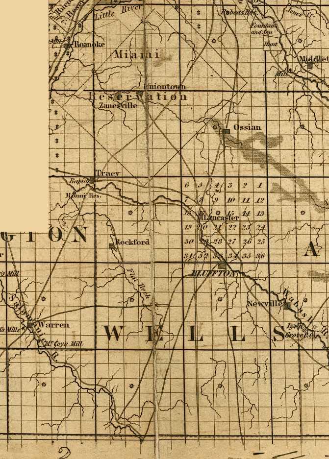 Wells County Indiana Ingenweb The Good Stuff