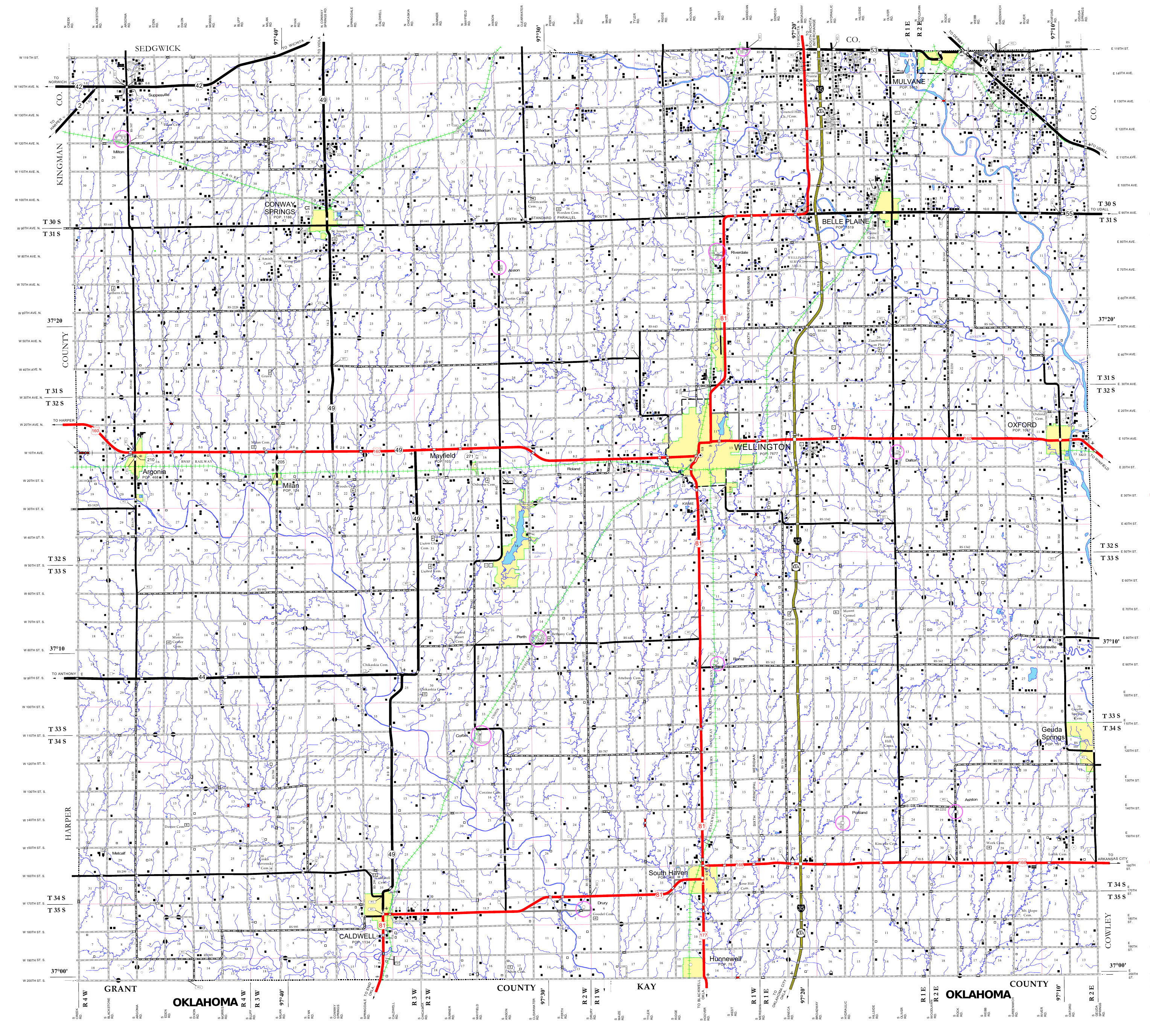 Sumner County Trails To The Past on highway 666 new mexico maps, kansas hwy maps, motorcycle road trip maps, kansas roadway maps, kansas street maps, kansas highway atlas, kansas county map printable, kansas county atlases, kansas road map with counties, kansas state road maps,