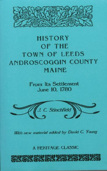 History of Leeds, Maine jpg
