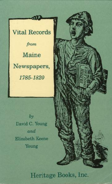 Vital Records from Maine Newspapers (1785-1820) jpg