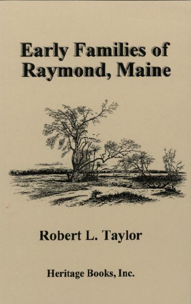 Early Families of Raymond, Maine