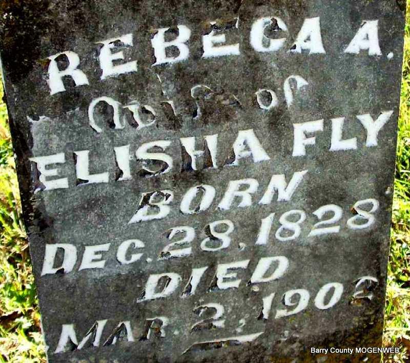Calton   Barry Co , MO Cemeteries