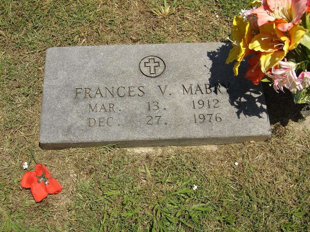 Oak hill barry co mo cemeteries mabry frances virginia rice izmirmasajfo
