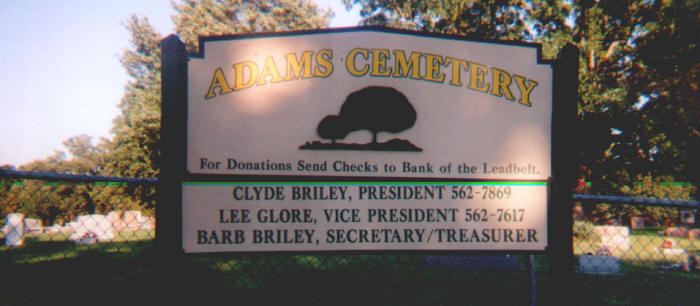 sign_adams_cemetery_fc.jpg (36432 bytes)